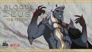 Seraphim Netflix Powerhouse Animation Card