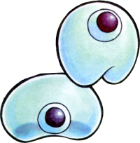 Slime Eye Official Artwork