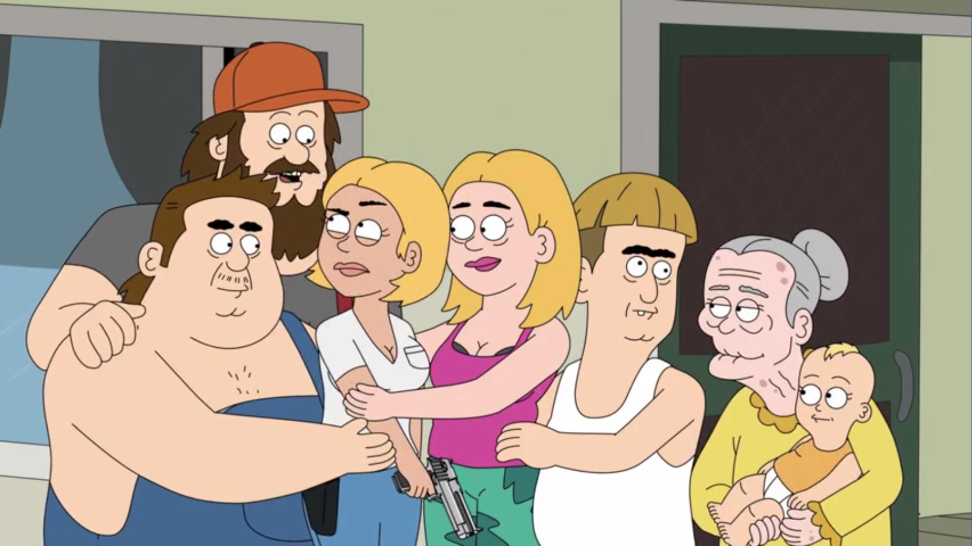 Jabowski Family