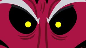 Tirek's eyes S4E26