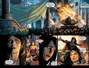 Troy rallies Amazons