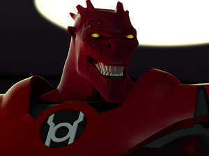 Atrocitus Green Lantern The Animated Series 01