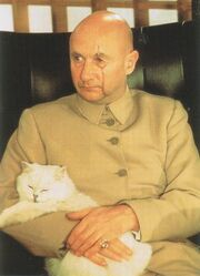 Ernst Stavro Blofeld (first appearance)