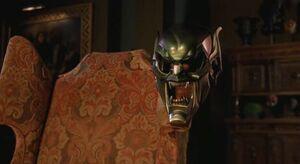 Green Goblin movie mask