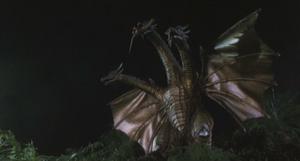 King Ghidorah (Rebirth of Mothra III) 18