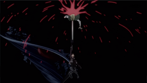 Kirito kills Fairy King Oberon