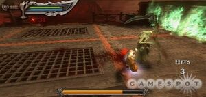 Kratos vs Charon (Rematch)