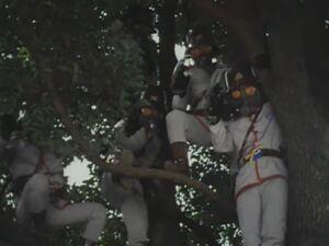 Phantom Soldiers in tree Ep11