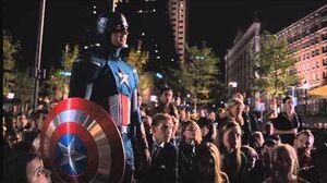 The Avengers - Captain America and Iron Man VS Loki 1080pMovieClips