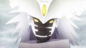 Urashiki after transforming