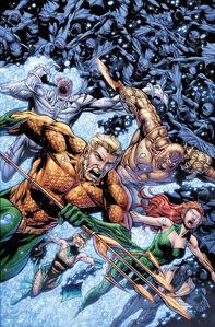 Aquaman Vol 7 25 Textless