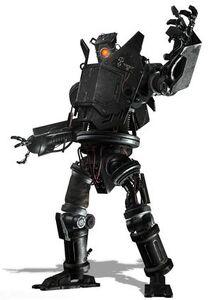 Arnim Zola (Robot Video Game)