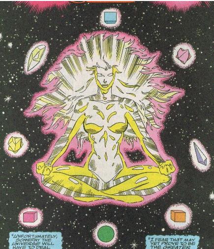 Goddess (Marvel)