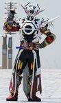 Kamen Rider Evol Black Hole 1