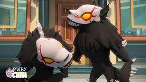 RWBY Chibi Season 3, Episode 4 - Grimm Passengers Rooster Teeth