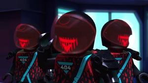 Red Visors report