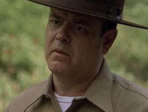 Sheriff John Bartley