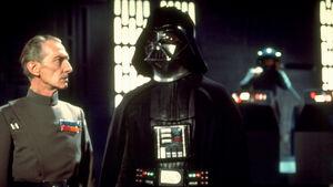 Tarkin with Vader