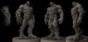 The Incredible Hulk concept art 4