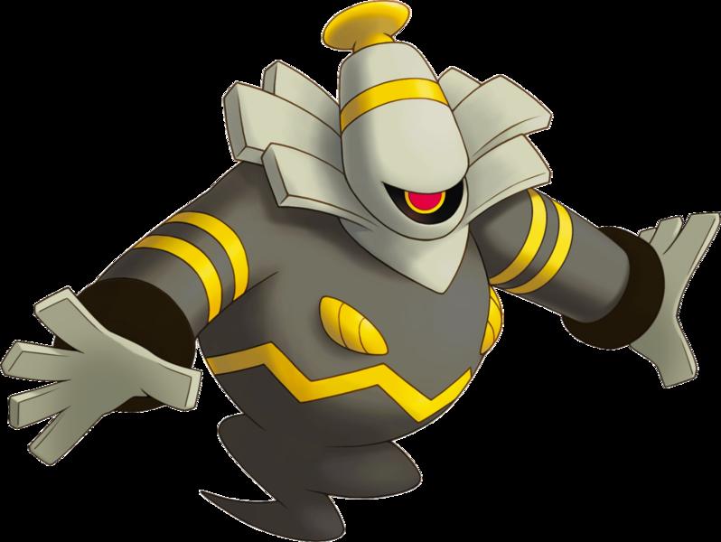 Dusknoir (Pokemon Mystery Dungeon)