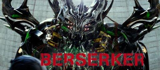 Berserker (Transformers Film Series)
