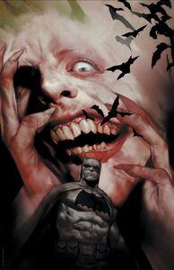 Detective Comics Vol 1 1027 Torpedo Comics Exclusive Textless Ben Oliver Variant