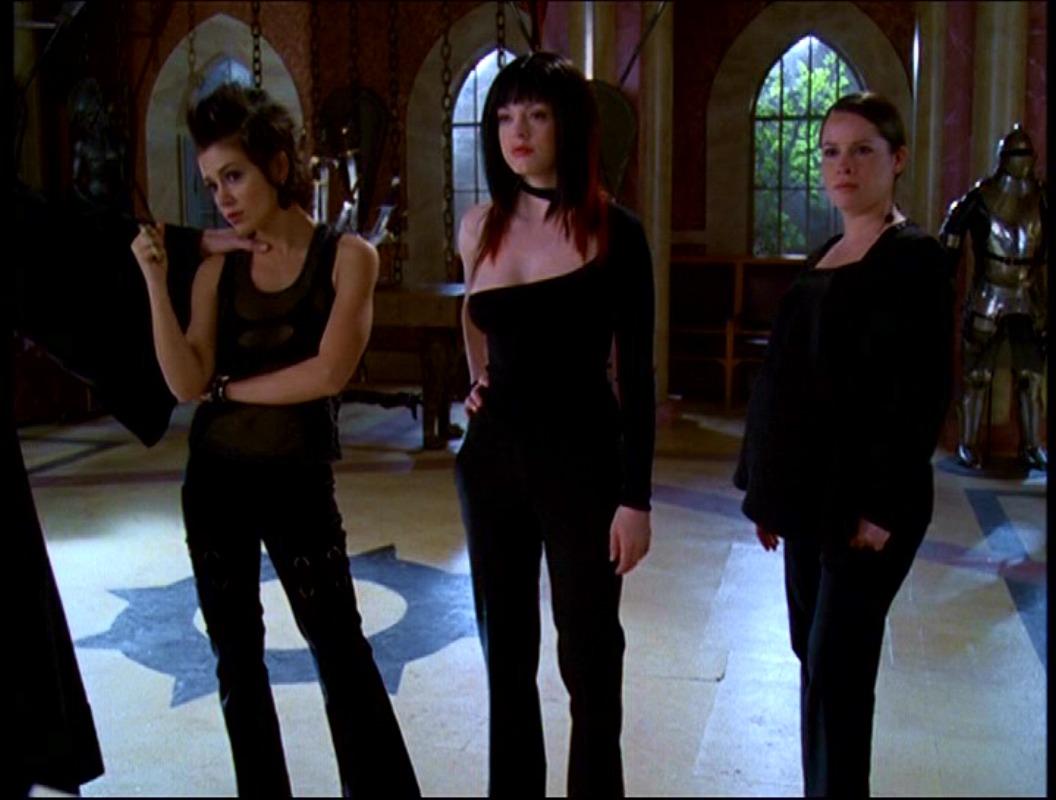 Evil Charmed Ones