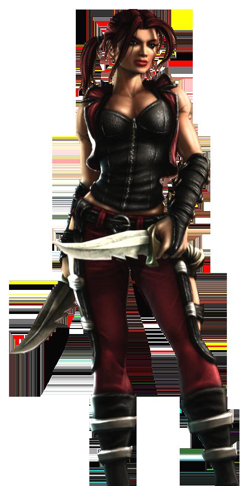 Kira (Mortal Kombat)