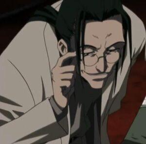 Malicious Professor Hojo
