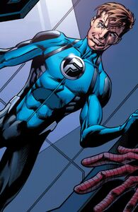 Reed Richards (Earth-1610) from Cataclysm The Ultimates' Last Stand Vol 1 2