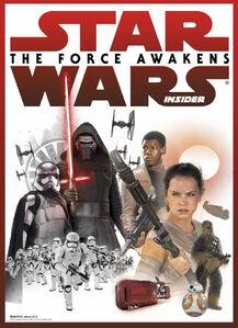 Star Wars Insider TFA Cover