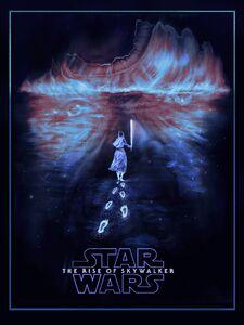 TROS NYCC Poster by Fernando Reza