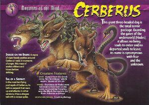 Cerberus front