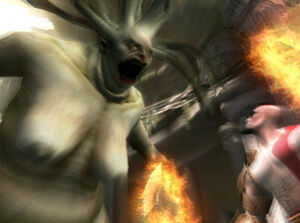 Euryale vs. Kratos