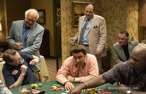 Feech poker game