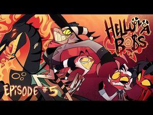 HELLUVA BOSS - The Harvest Moon Festival -- S1- Episode 5
