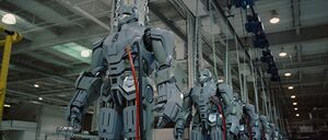 Hammer Exo Suits