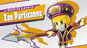 Kirby Star Allies Boss 7 - Zan Partizanne