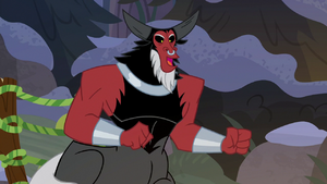 Lord Tirek 'they lost everything' S9E8