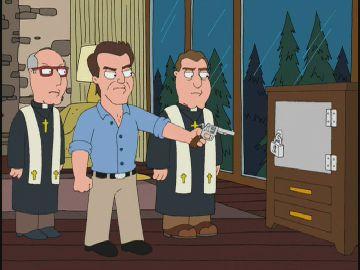 Mel Gibson (Family Guy)