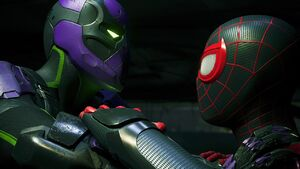 Prowler-vs-Spider-Man