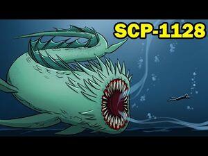 SCP-1128 Aquatic Horror (SCP Animation)