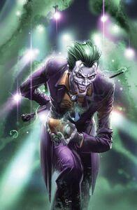 The Joker 80th Anniversary 100-Page Super Spectacular Vol 1 1 Joker Textless Variant
