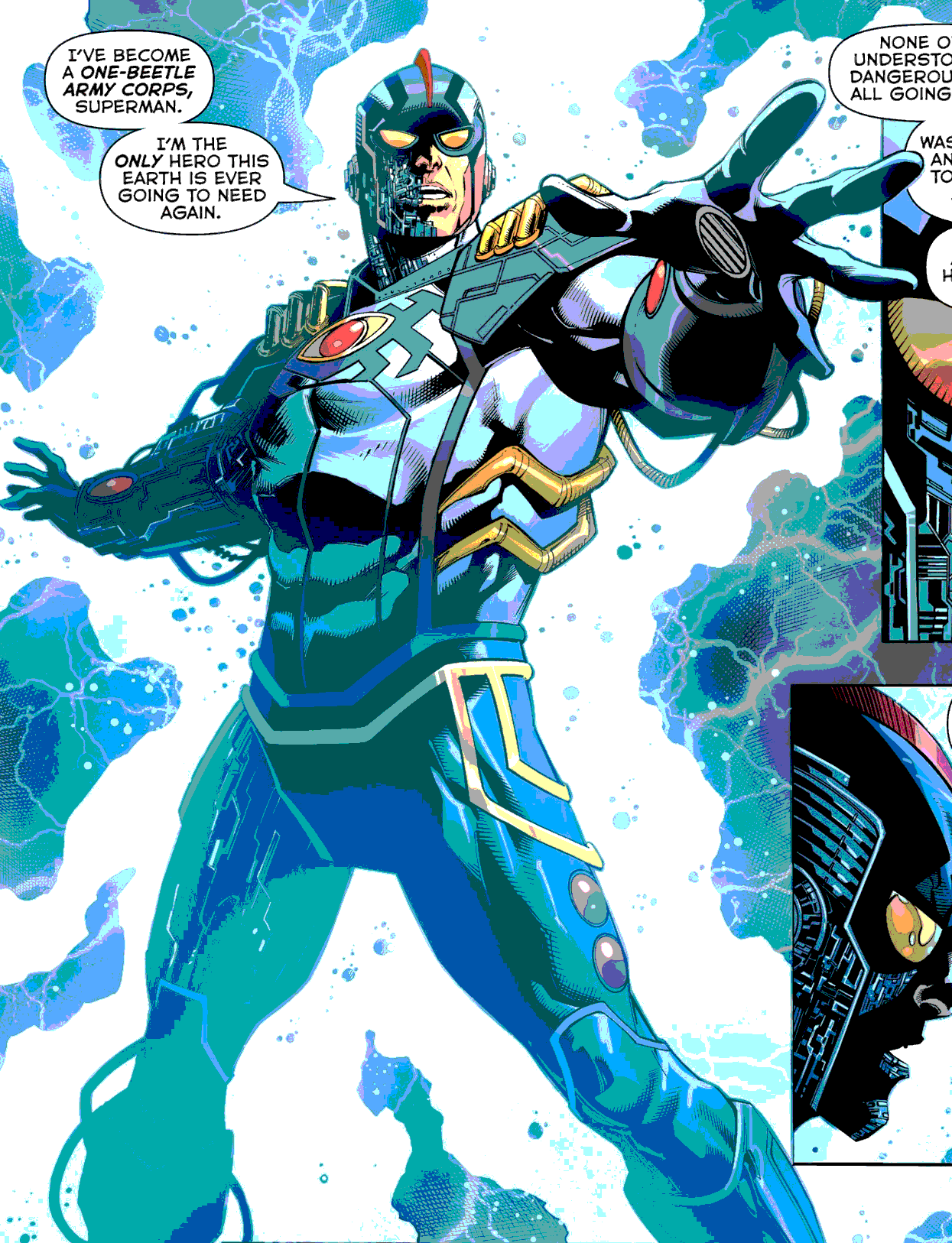 Blue Beetle (Dark Multiverse)