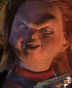 Chucky's Permanent Evil Grin