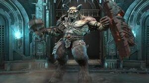 DOOM Eternal - Gladiator Boss Fight