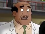 Dr. Lazenby