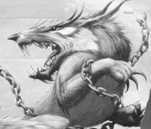 Fenrir mythology