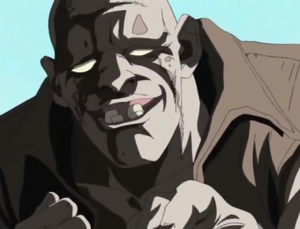 J. Geil in the 1993 anime