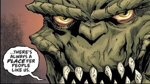 Killer Croc Prime Earth 0058